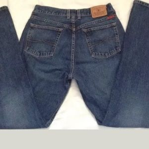 Lucky Brand Jeans Sz Button Fly Dungarees